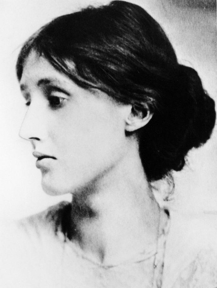 History Virginia Woolf (born Stephen - 1882-1941). English novelist, essayist and critic. Photograph