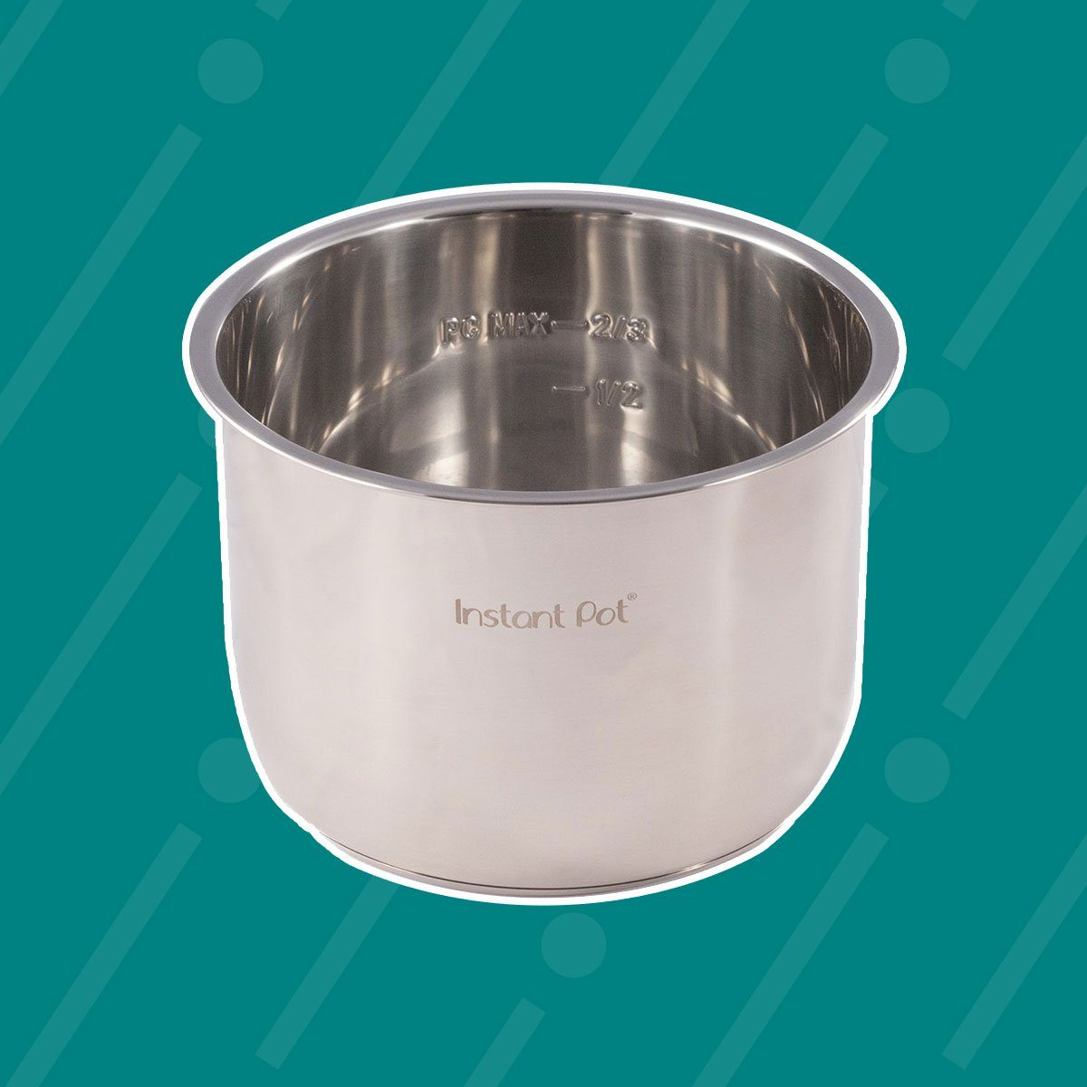 Genuine Instant Pot Stainless Steel Inner Cooking Pot