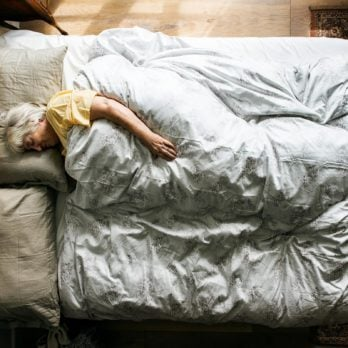 Just One Night of Poor Sleep May Be Linked to Alzheimer's Disease