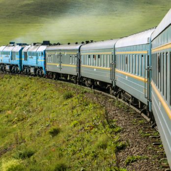 This Is the Longest Train Ride in the World