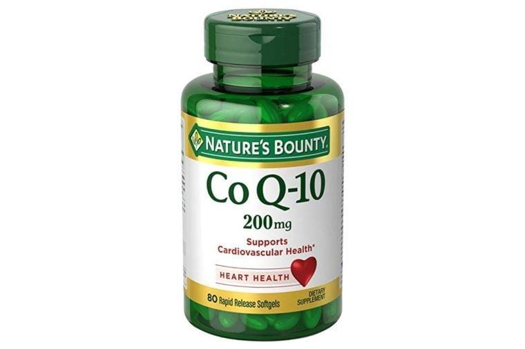 Nature's Bounty Co Q-10, 200 mg (80 Rapid Release Softgels)