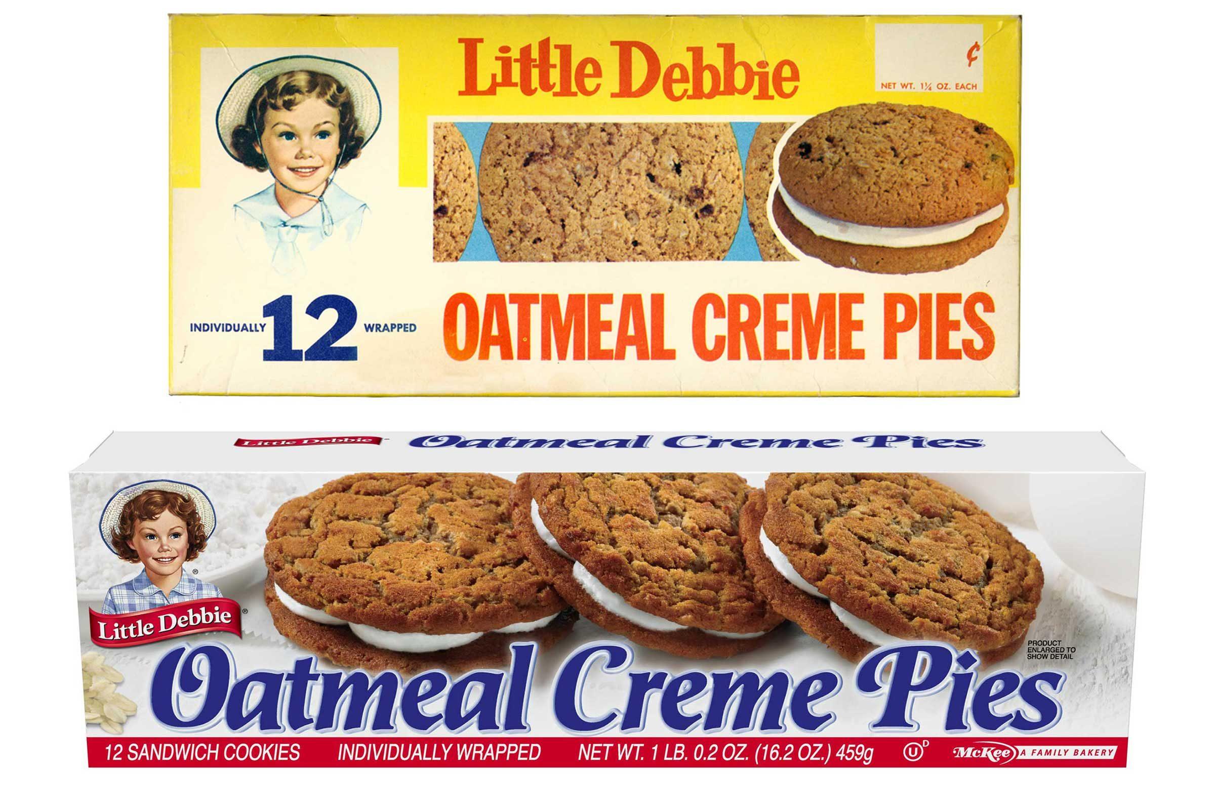 oatmeal creme pies