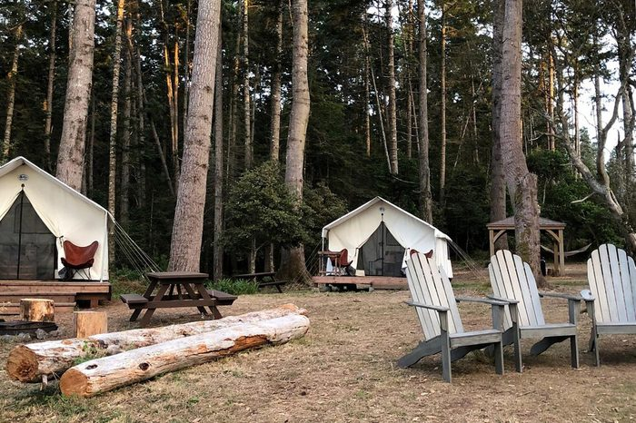 Mendocino Campground