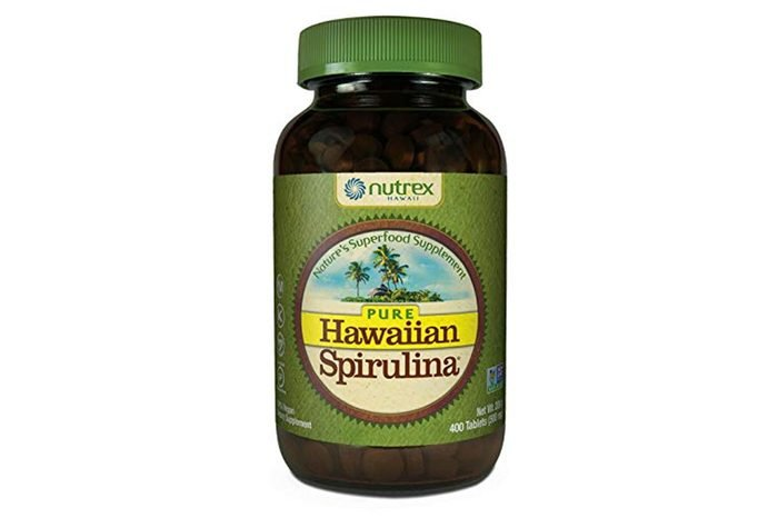 Pure Hawaiian Spirulina - 500mg tablets 400 count – Boosts Energy and Supports Immunity – Vegan, Non GMO – Natural Superfood Grown in Hawaii