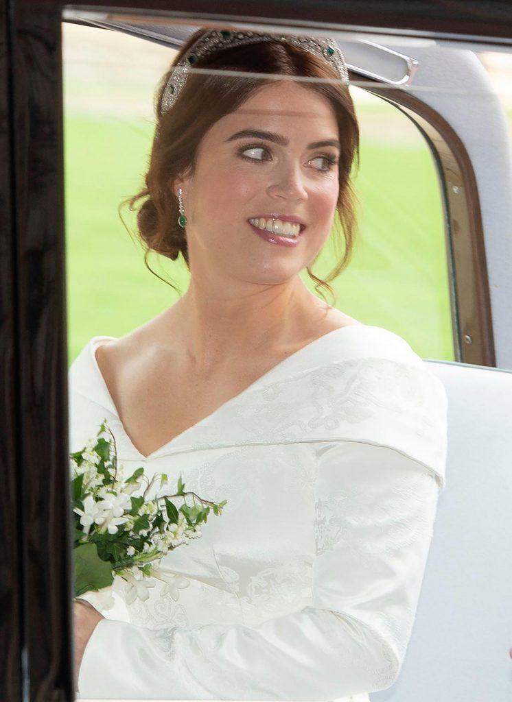 Royal Wedding of Princess Eugenie and Jack Brooksbank in Windsor, United Kingdom - 12 Oct 2018