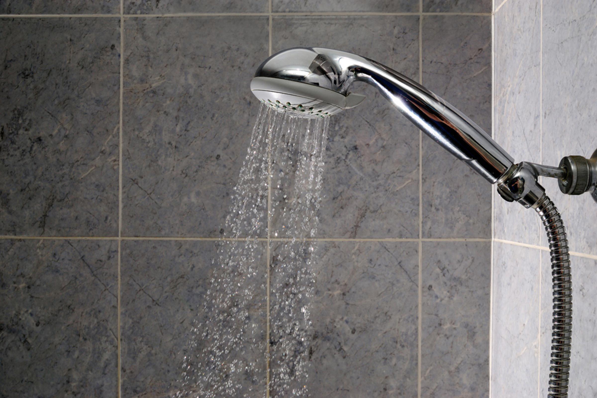 shower head bathroom