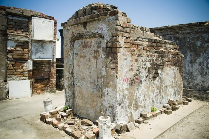 Saint Louis Cemetery No. 1, New Orleans Louisiana