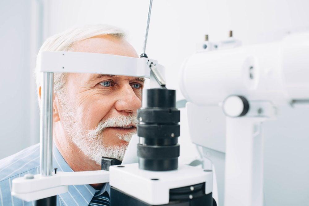 Cheap eye exam