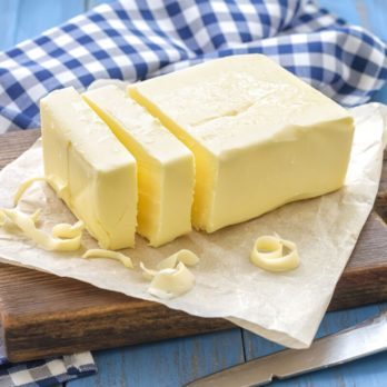 This Is the REAL Difference Between Butter and Margarine