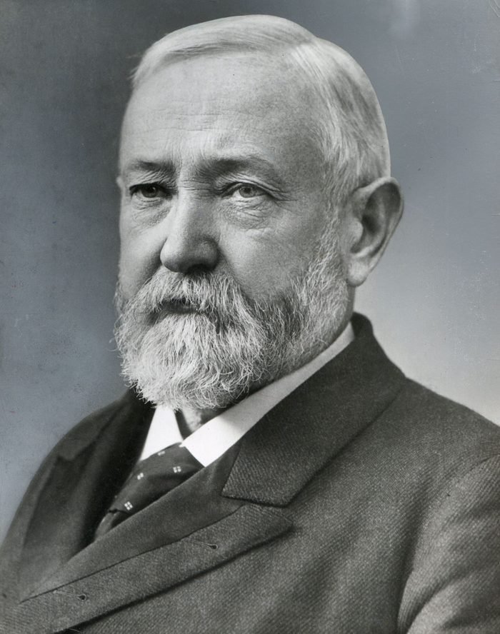 Various Benjamin Harrison, 23rd President Of The United States