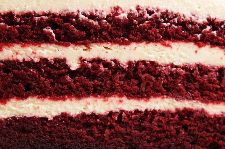 Red Velvet Cake, homemade bakery