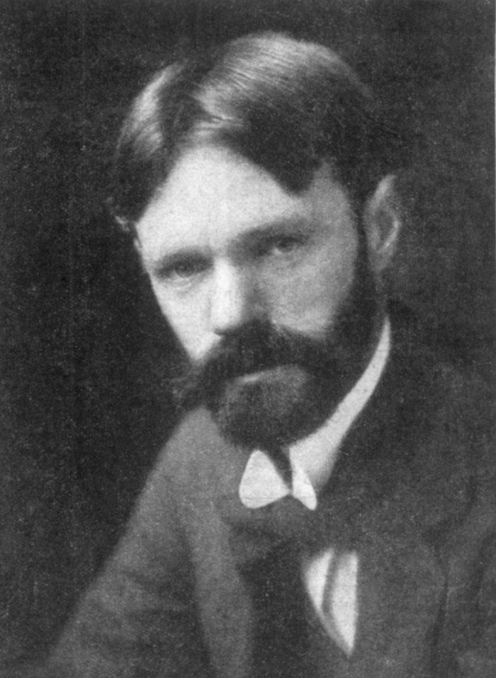 VARIOUS DH (David Herbert) Lawrence (1885-1930) English novelist and poet .