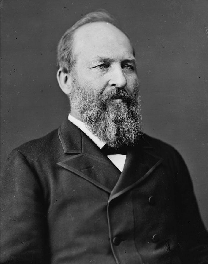 VARIOUS James Abram Garfield