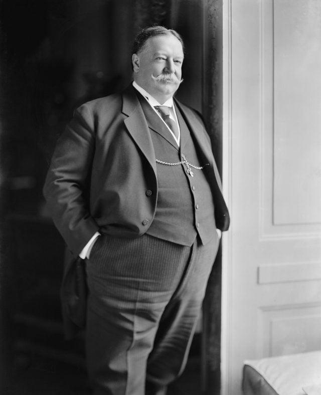 VARIOUS U.S President William Howard Taft, Portrait, circa 1910