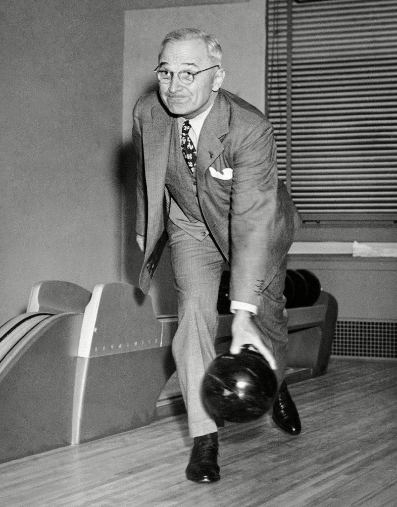 President Harry Truman, Washington, USA