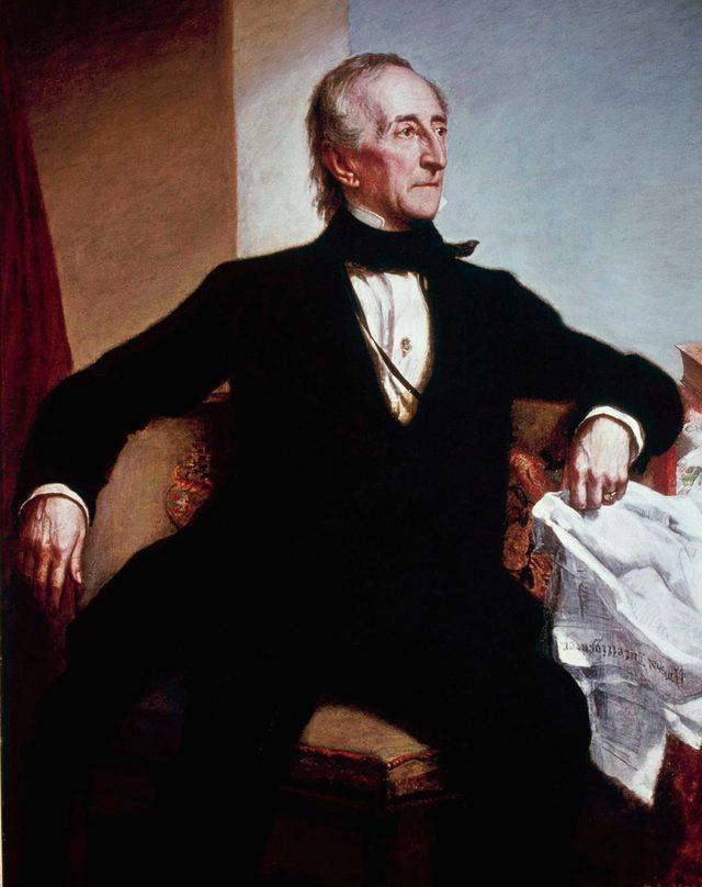 John Tyler, USA