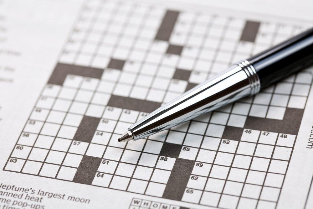 Secrets To Acing Crossword Puzzles Reader S Digest