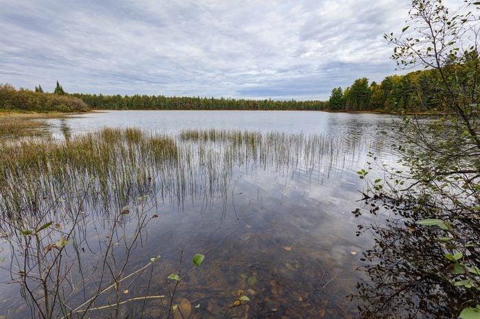Beaver Lake near Pictured Rocks National Lakeshore