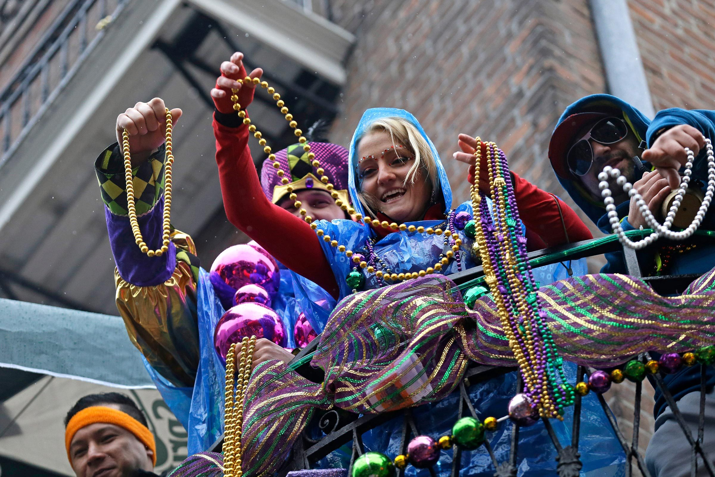Mardi Gras, New Orleans, USA