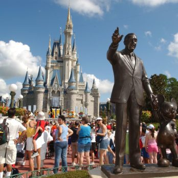 11 Things Disney Park Guests Aren't Allowed to Do