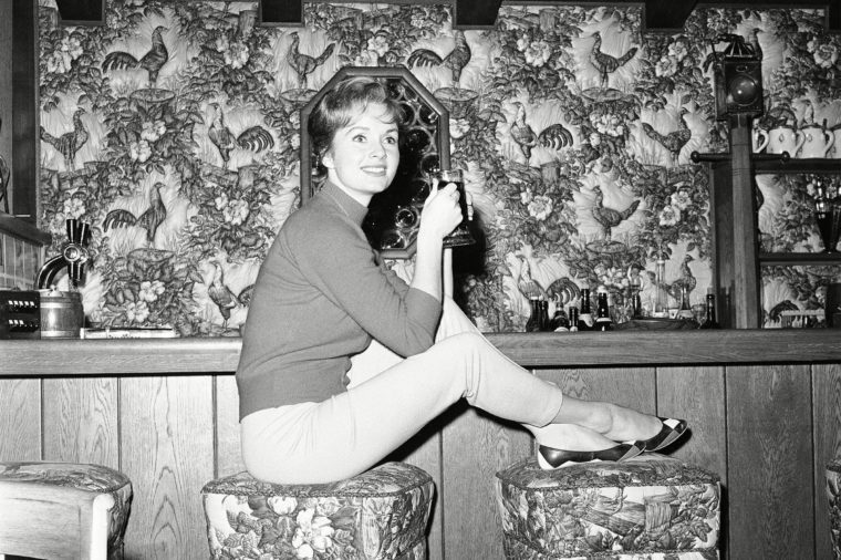 Debbie Reynolds, Los Angeles, USA
