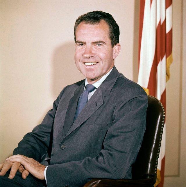 Richard Nixon, USA