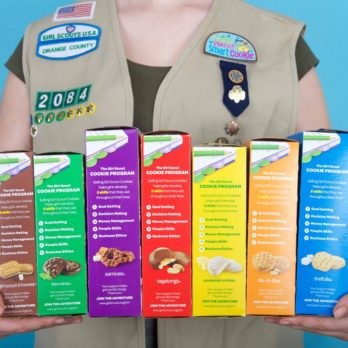 10 Surprising Secrets About Girl Scout Cookies