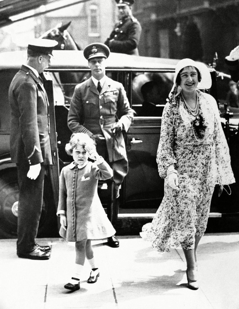 Rare Photos of Queen Elizabeth and Her Father | Reader's Digest