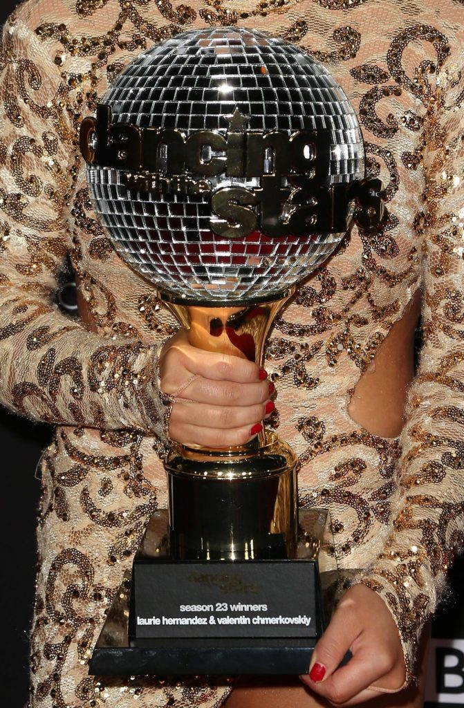 'Dancing with the Stars' TV show finale, Los Angeles, USA - 22 Nov 2016