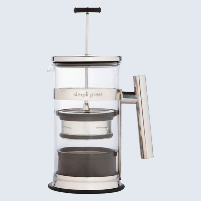 Barista-level coffee at home: Simpli Press French Press