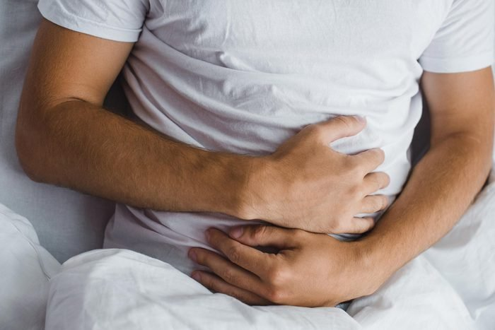 stomach abdominal pelvic pain