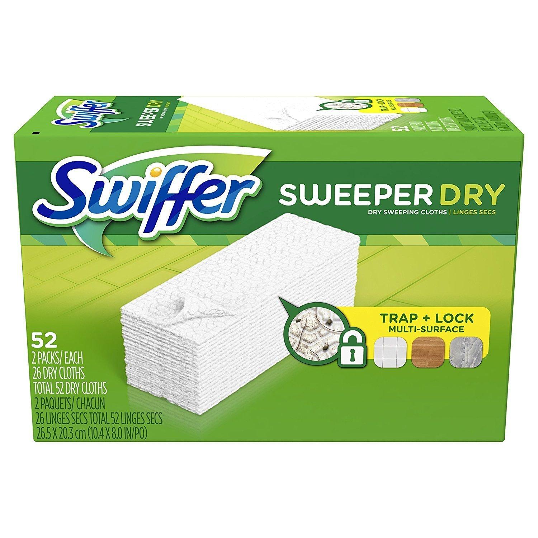 swiffer cloths
