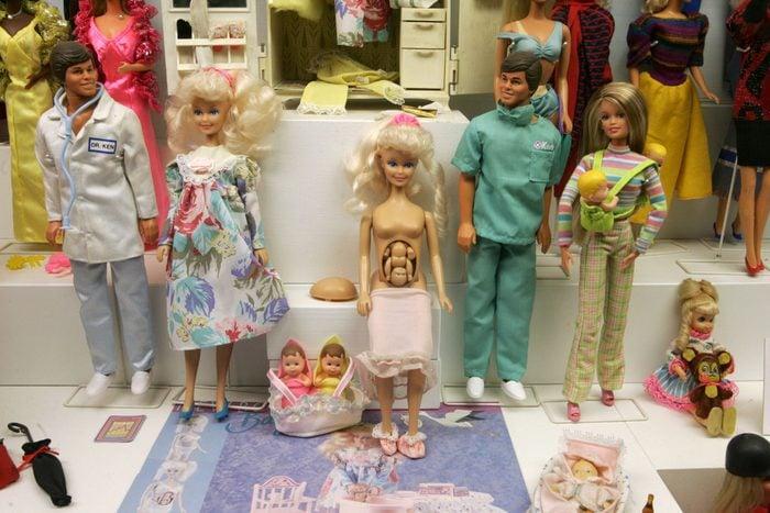 midge family barbie