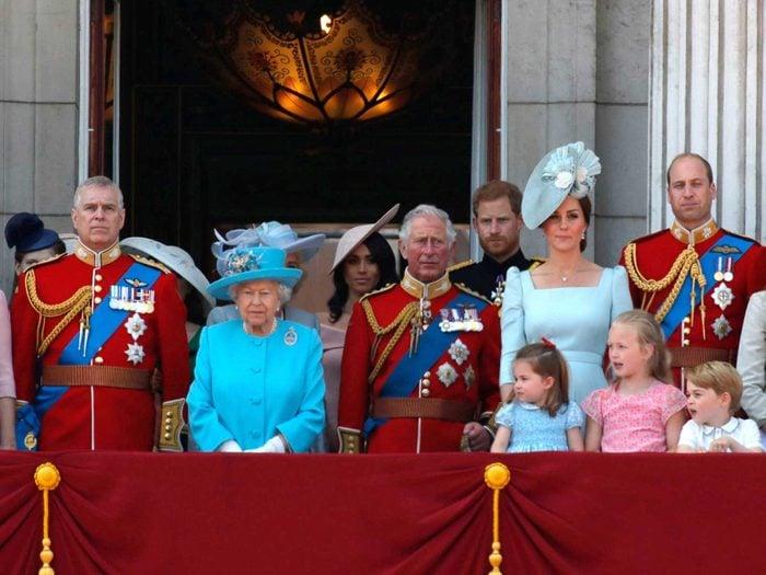 Queen Elizabeth birthday 2018