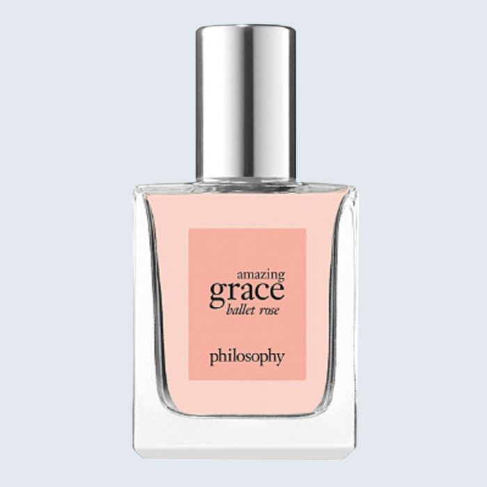 Coming up roses: Philosophy Amazing Grace Ballet Rose Perfume