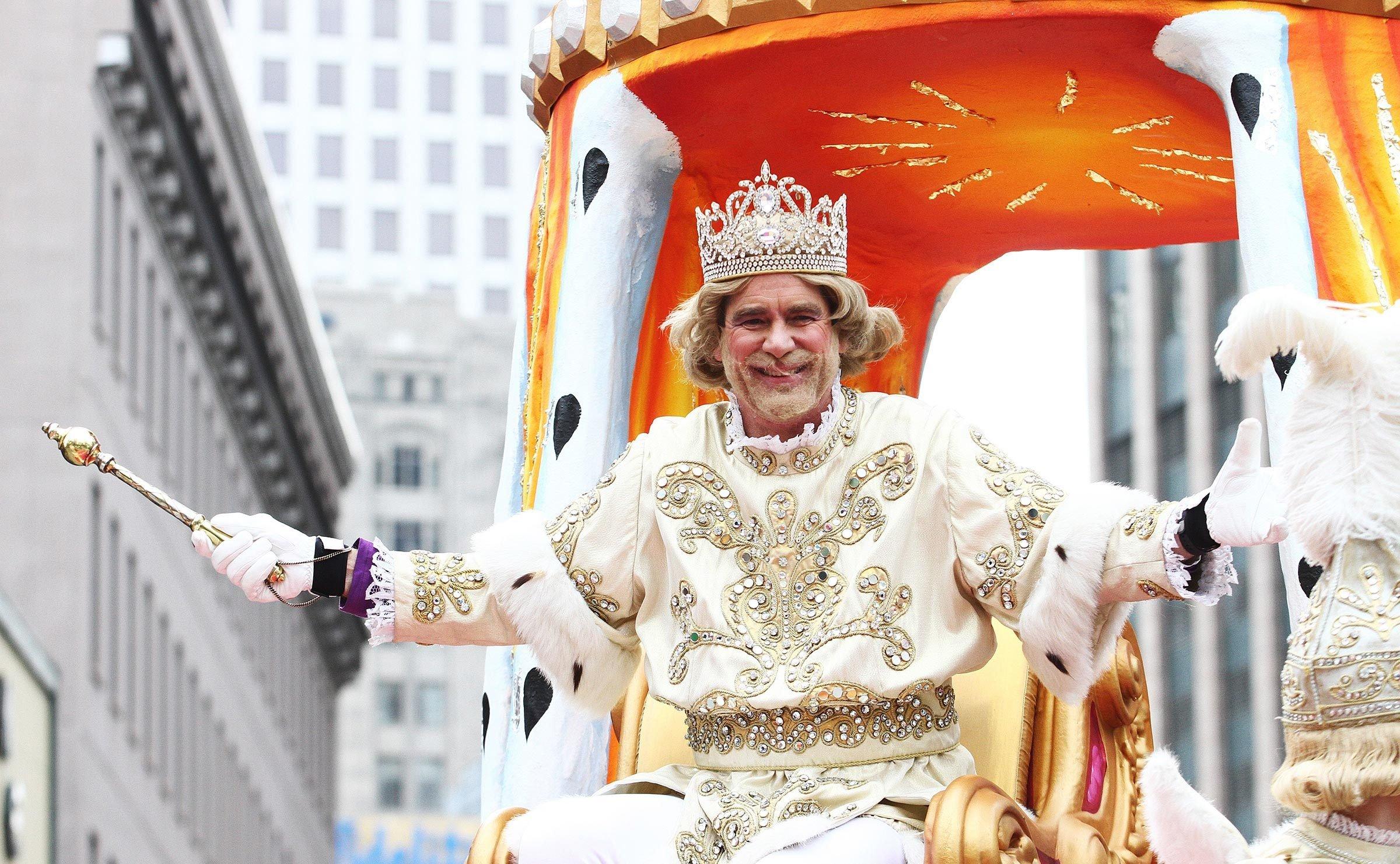Usa New Orleans Mardi Gras - Feb 2015
