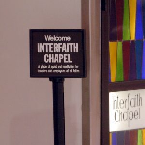 The Real Reason Most U.S. Airports Have Chapels