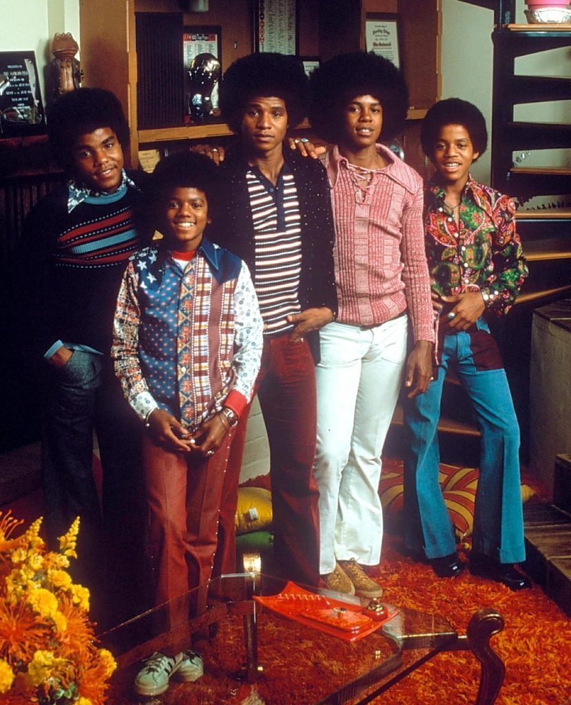 Various - 1972 The Jackson Five