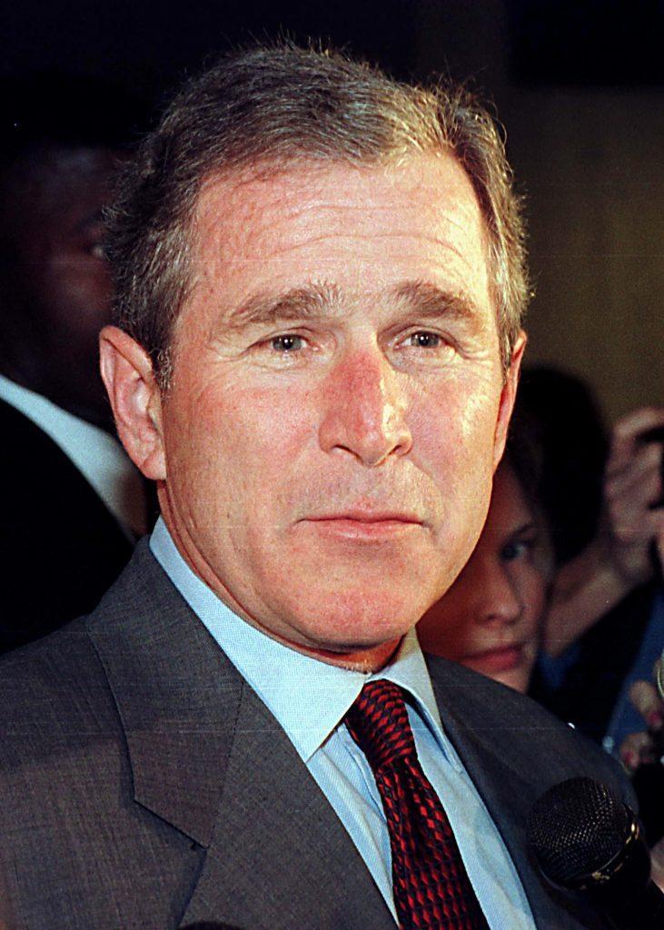 VARIOUS AMERICAN POLITICIANS, AMERICA - 1999 GEORGE W BUSH