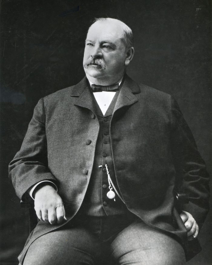 Various President Of The United States Grover Cleveland - Served Two Non-consecutive Terms 1900s