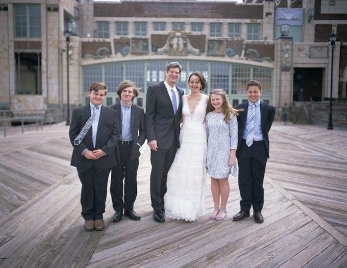 weiss family wedding