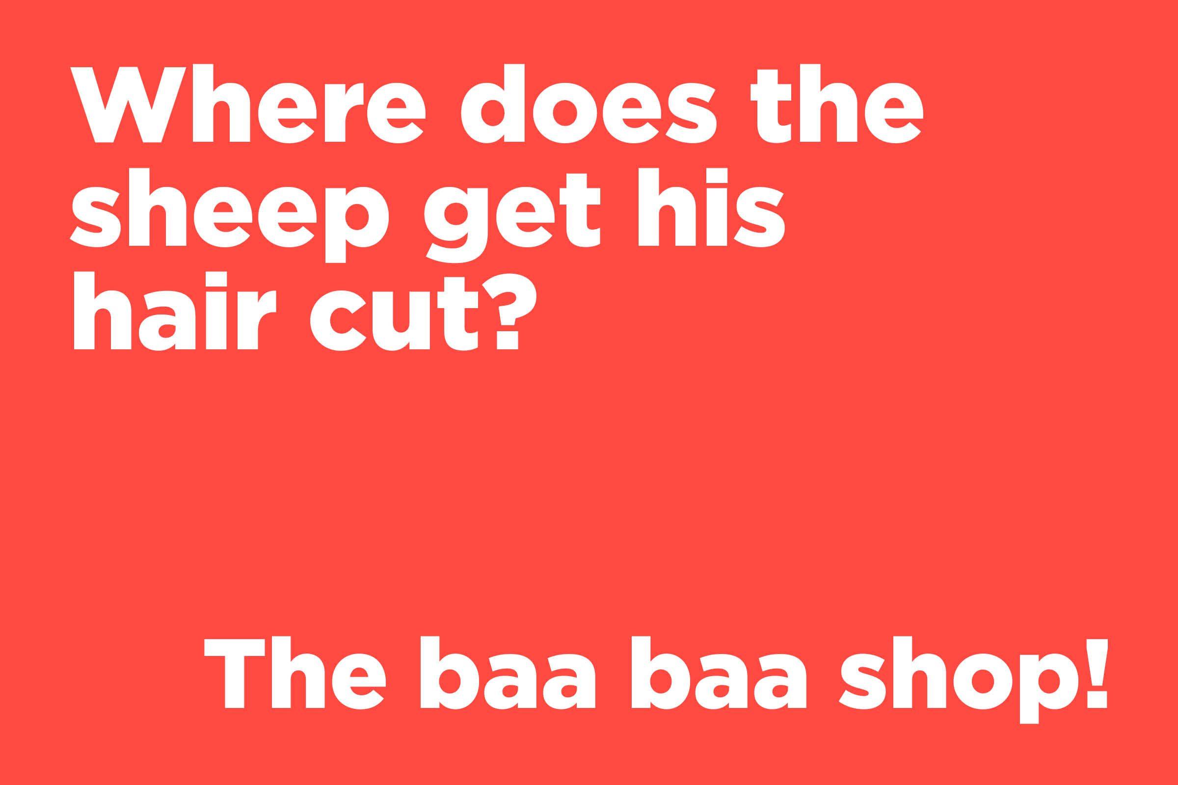 101 Short Jokes