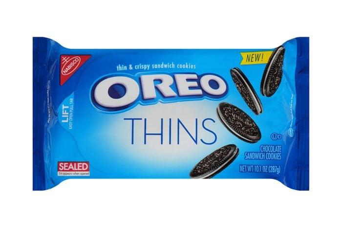 Nabisco Oreo Thins Sandwich Cookies, 10.1 Oz.
