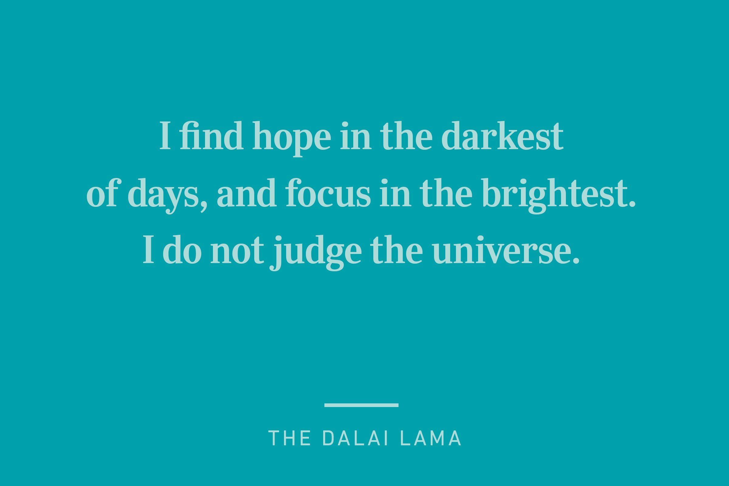 the dalai lama happiness quote
