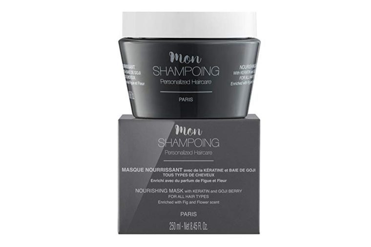 Mon Shampoing nourishing MASK with KERATIN and GOJI BERRY – ALL HAIR TYPES – 250 ml