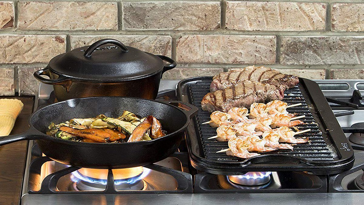 Types of Cast-Iron Cookware You Should Know About | Reader's