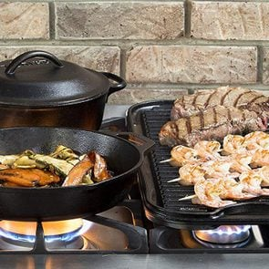 12 Types of Cast Iron Cookware You Should Know About feature