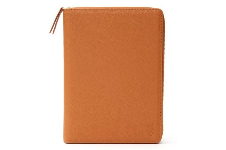 MOTILE™ Vegan Leather Tablet Envelope Case, Camel