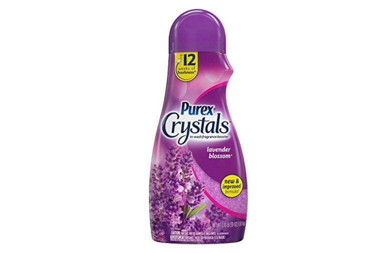 Purex Crystals in-Wash Fragrance and Scent Booster, Lavender Blossom, 39 Ounce