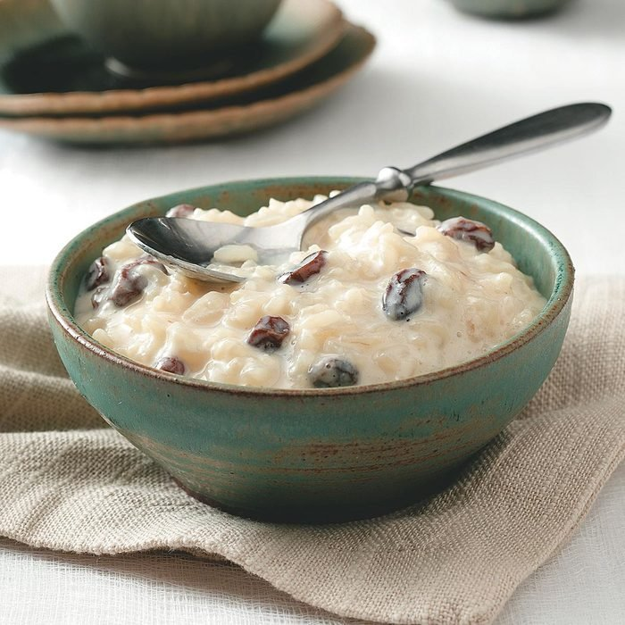 1958: Rice Pudding